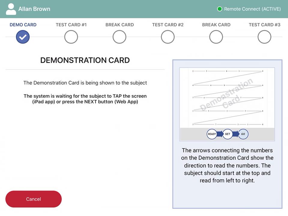 Remote admin Demo Card