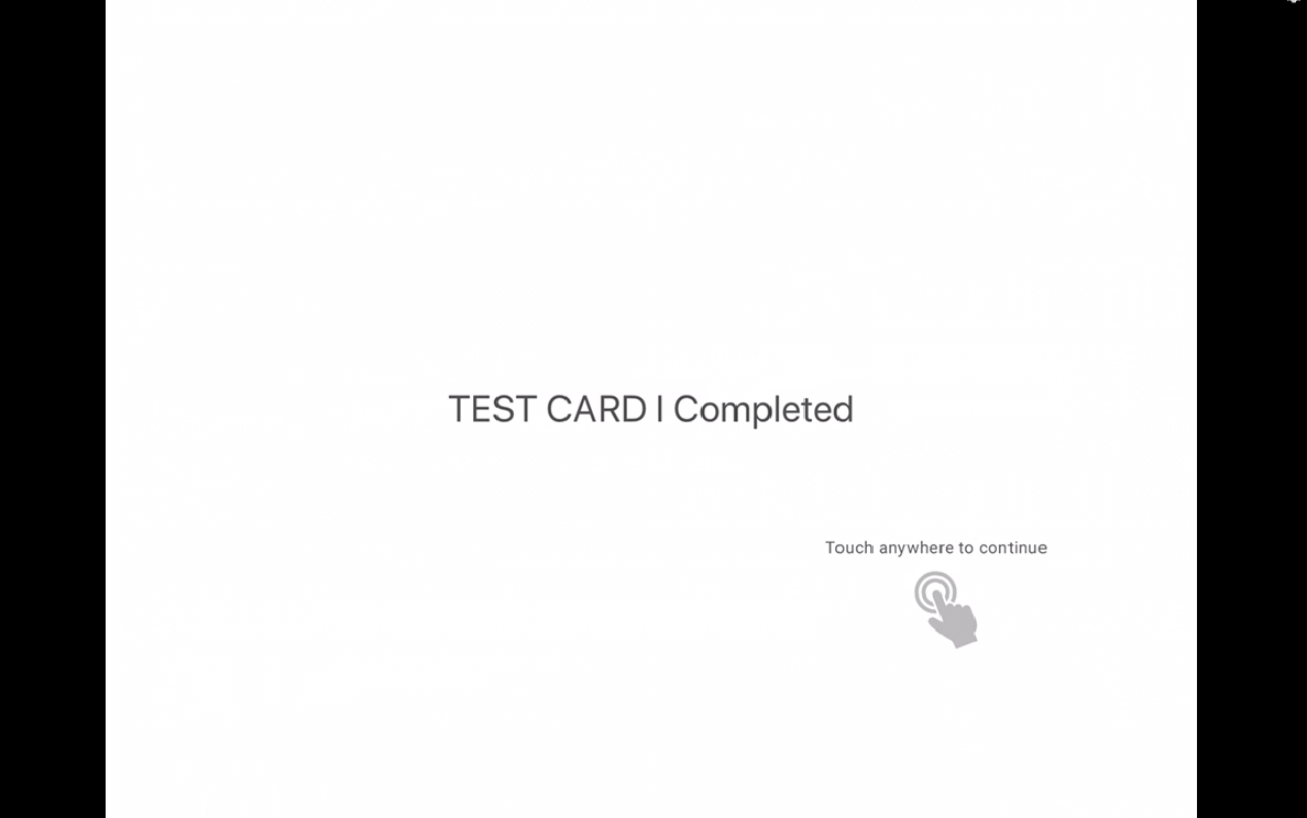 screenshot of break card I